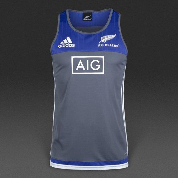adidas mens New Zealand Performance Singlet nwt xs